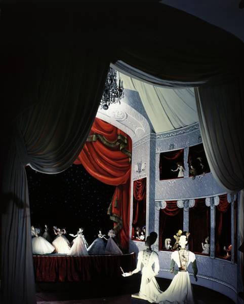 Wall Art - Photograph - Theatre De La Mode Opera Scene by Horst P. Horst