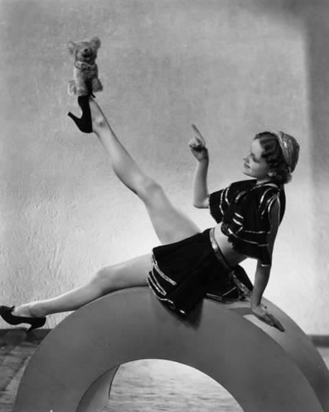 Revue Photograph - Thelma Bentley by Sasha