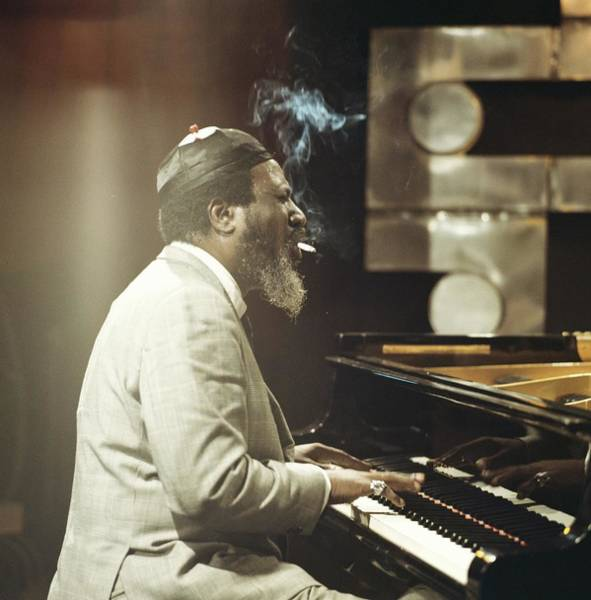 Photograph - Thelonious Monk by David Redfern