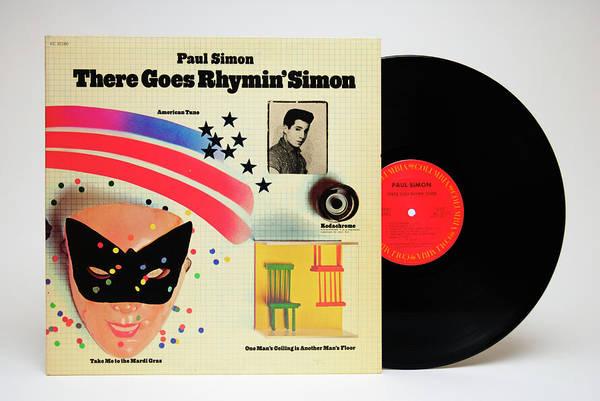 Photograph - There Goes Rhymin' Simon by Robert VanDerWal