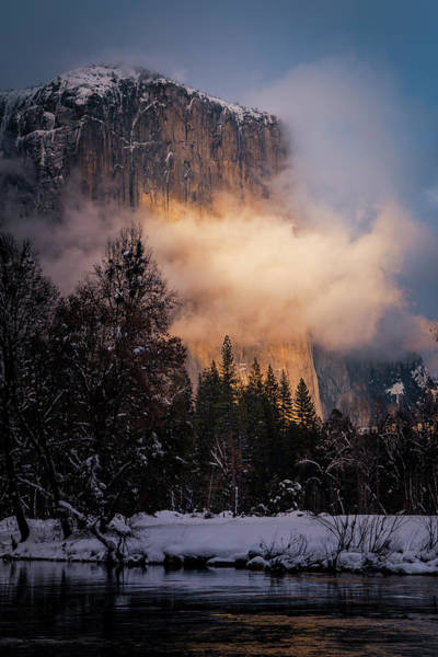 Wall Art - Photograph - There Is A Light, El Capitan by Vincent James