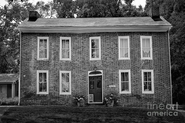 Photograph - They All Lived In A Crooked Little House by Karen Adams