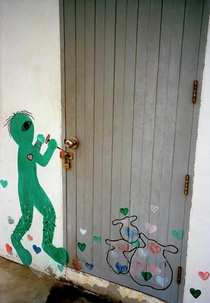 Photograph - Thief Street Art by Shaun Higson
