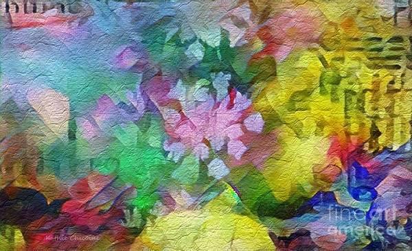 Digital Art - Thinking Of Summer by Kathie Chicoine