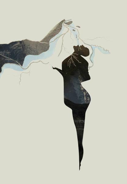Digital Illustration Digital Art - Thirst by Tanya Johnston Illustration & Design