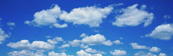 Wall Art - Photograph - This Is A Sky With Cumulus Clouds by Visionsofamerica/joe Sohm