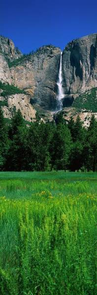 Photograph - This Is The Bridal Veil Falls In by Visionsofamerica/joe Sohm