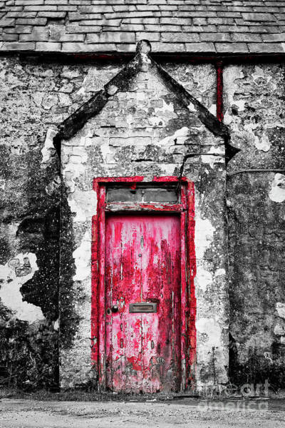 Galloway Wall Art - Photograph - This Old House by Tim Gainey