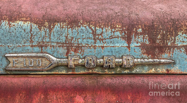 Photograph - This Old Truck by Bernd Laeschke