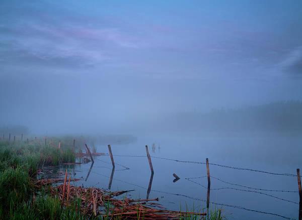 Photograph - Thorhild Pond by Dan Jurak