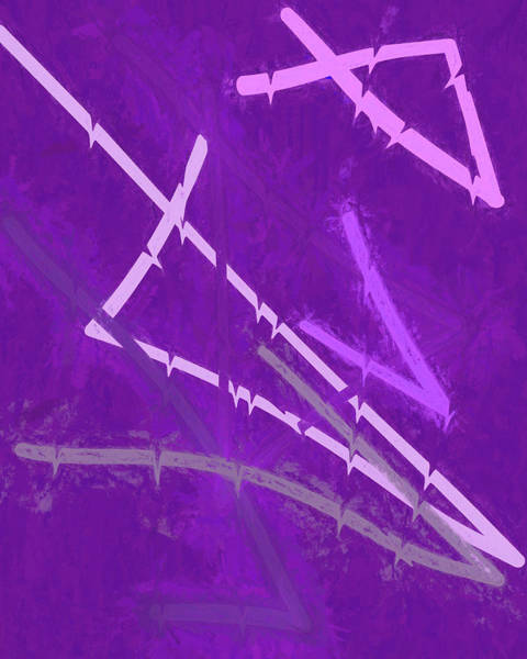 Wall Art - Digital Art - Thorn by Peter Tellone