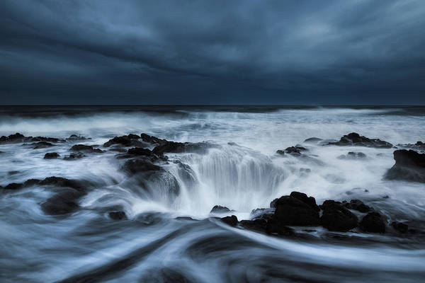 Photograph - Thor's Storm by Darren White