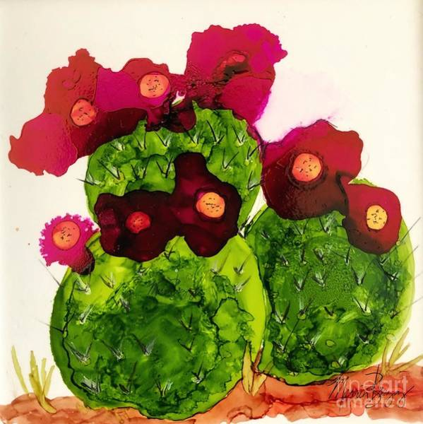Painting - Three Amigos  by Marcia Breznay