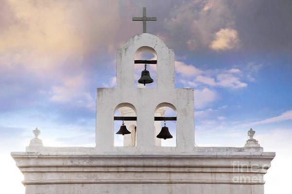 Photograph - Three Bells by Scott Kemper