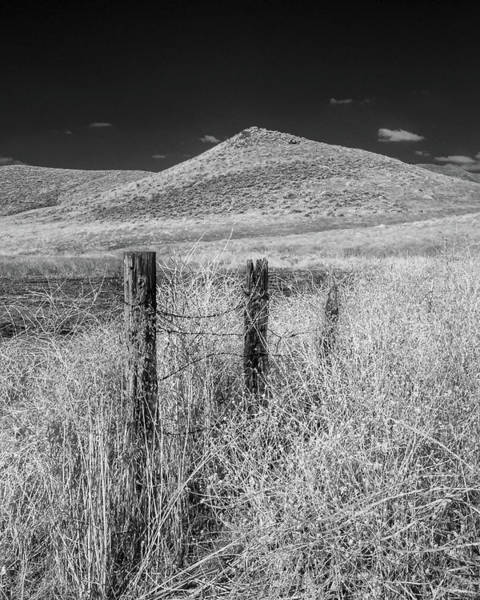 Wall Art - Photograph - Three-post Hill by Joseph Smith