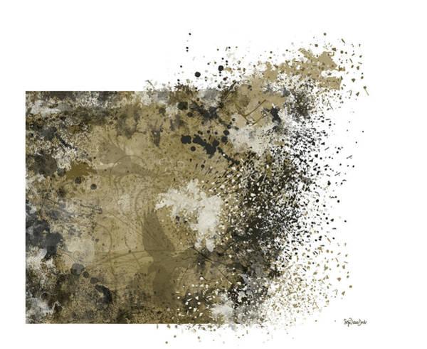 Digital Art - Three Ravens by Sigrid Van Dort