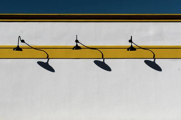 Photograph - Three Shadows by Stuart Allen