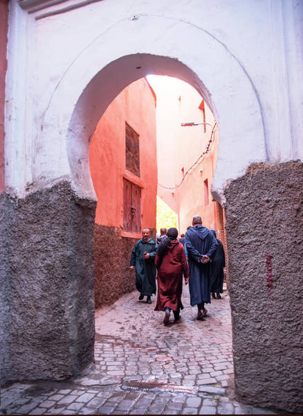 Photograph - Through The Archway by Jessica Levant
