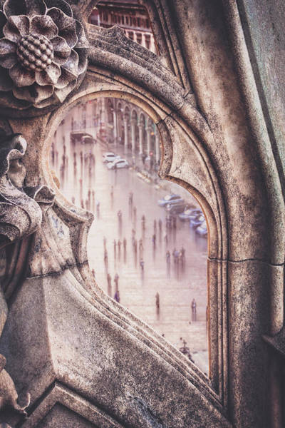 Wall Art - Photograph - Through The Duomo Milan Italy  by Carol Japp