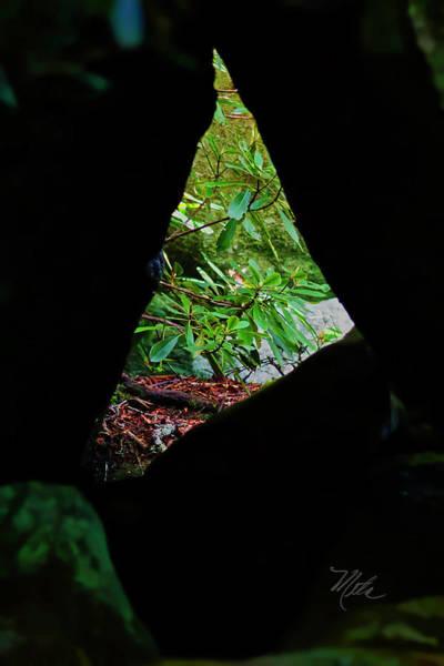Photograph - Through The Rock by Meta Gatschenberger