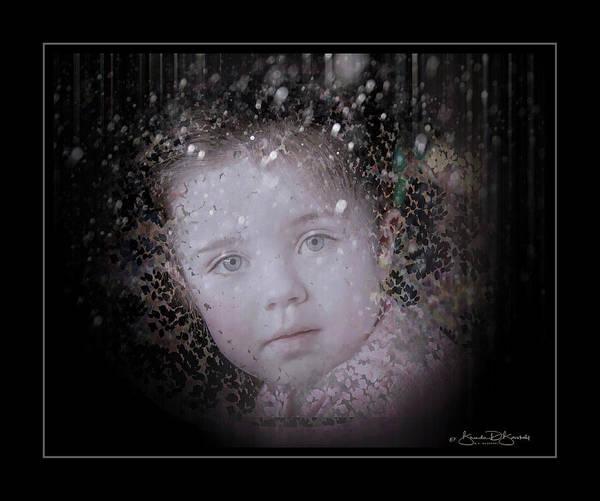 Wall Art - Photograph - Through The Window by Brenda D Busskohl