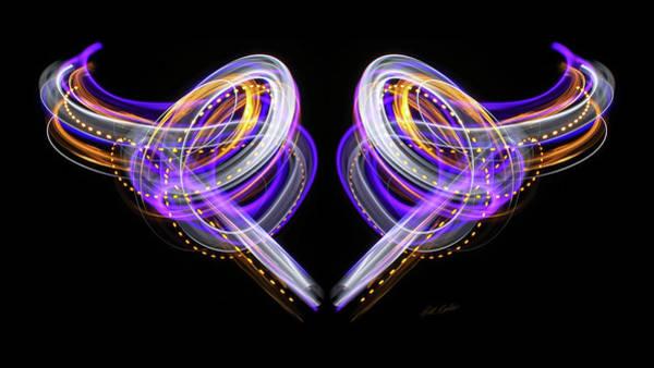 El Toro Photograph - Tic 20190113-0810 Mirrored by The Illuminated Canvas
