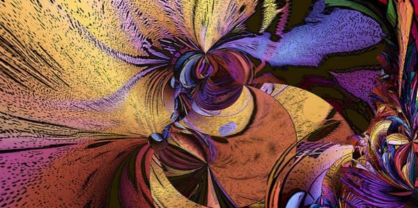 Wall Art - Digital Art - Tick Biting by Phil Sadler