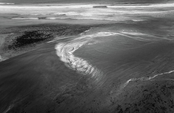 Photograph - Tidal Mixture by Bryant Coffey