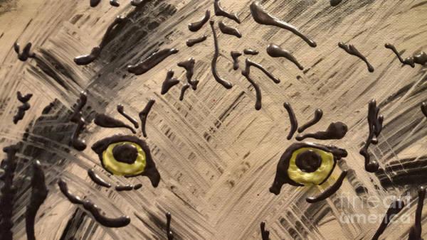 Tigger Wall Art - Painting - Tiger, Tiger by Cheryle Gannaway