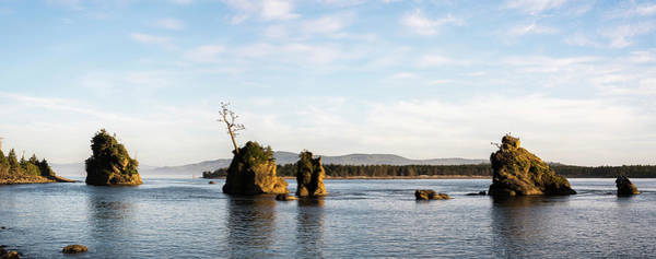 Photograph - Tillamook Bay Graces by Robert Potts