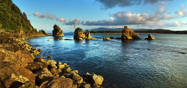 Photograph - Tillamook Bay Oregon, Usa by TL Mair