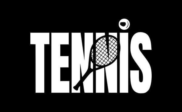 Backhand Digital Art - Time For Tennis1 by Tee Titan