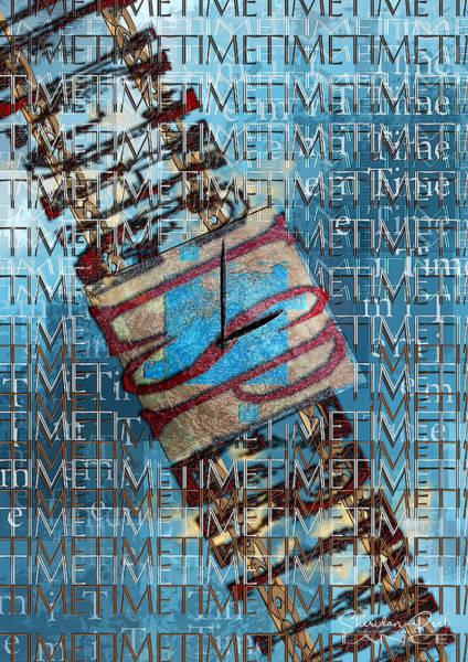Digital Art - Time by Lance Sheridan-Peel