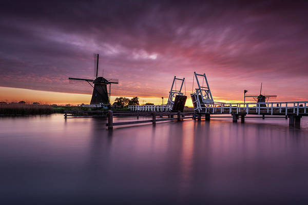 Holland Wall Art - Photograph - Time Lord by Jorge Maia