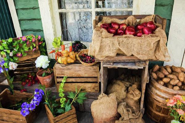 Photograph - Time Of Harvest - Hope Valley Art by Jordan Blackstone
