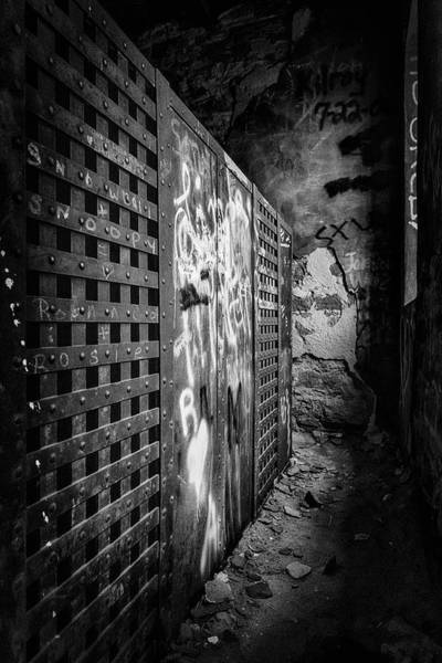 Wall Art - Photograph - Time Served - Kent County Jail by Stephen Stookey