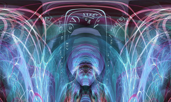 Digital Art - Time Traveler by Robert G Kernodle