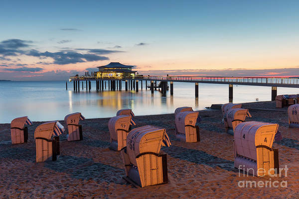 Photograph - Timmendorfer Strand by Arterra Picture Library