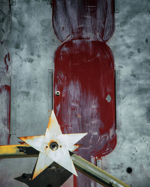 Wall Art - Photograph - Tin Star by Joseph Smith