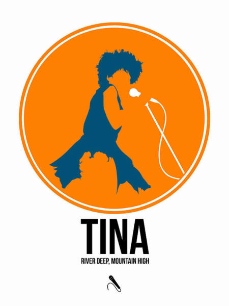 Wall Art - Digital Art - Tina Turner by Naxart Studio