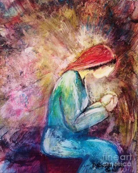 Painting - Tiny Treasure by Deborah Nell