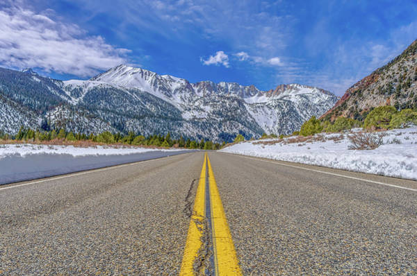 Wall Art - Photograph - Tioga Pass Yosemite National Park by Scott McGuire