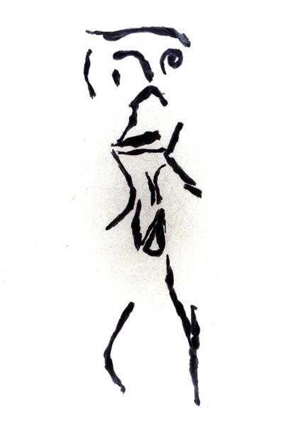 Digital Art - Tissue Paper Saga 7 by Artist Dot
