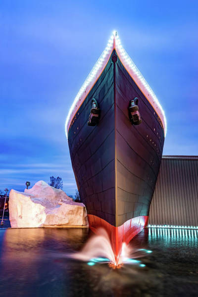 Photograph - Titanic Museum Branson Missouri by Gregory Ballos