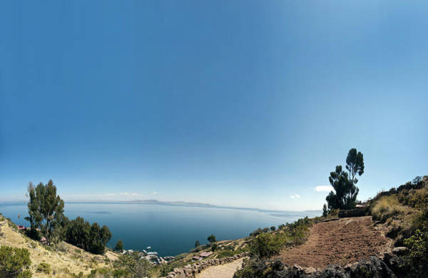 Photograph - Titicaca Lake View by Sandro Sciacca
