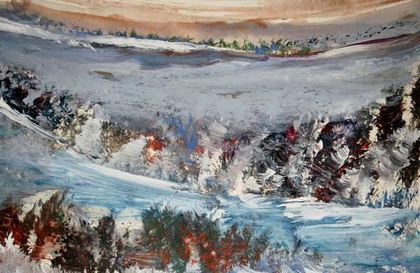 Wall Art - Mixed Media - Title Hundred Ten by Edward Wolverton