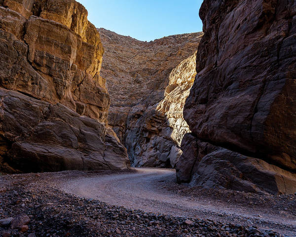Photograph - Titus Canyon I by William Dickman