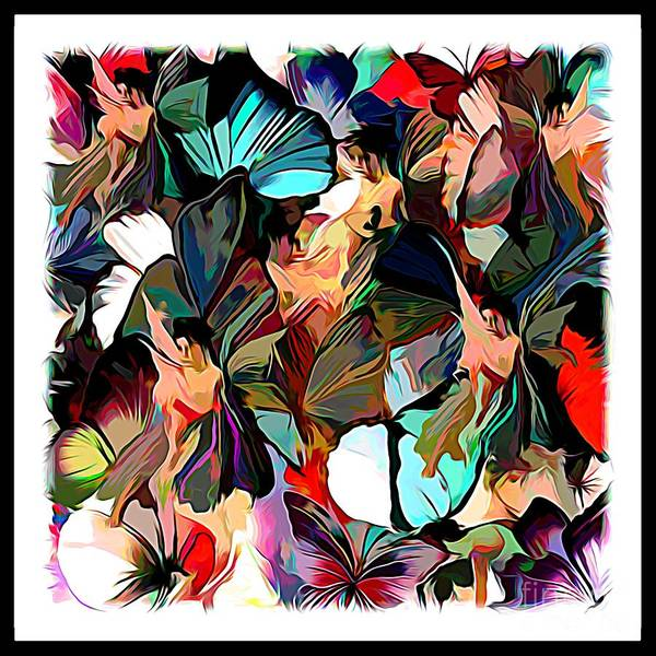 Digital Art - To Cia Friend And Blessing by Debra Lynch