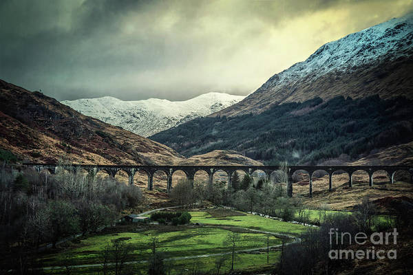 Scottish Highlands Wall Art - Photograph - To Faraway by Evelina Kremsdorf