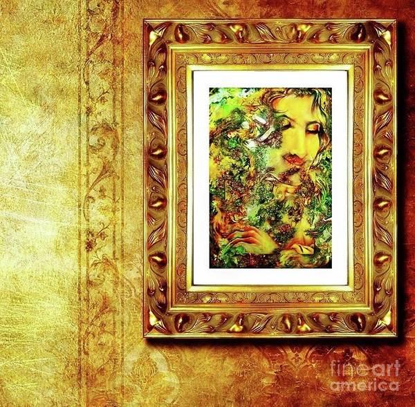 Painting - To Live by Qasir Z Khan